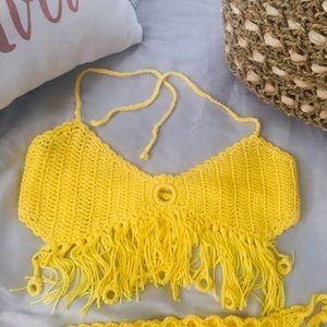 Swim - Hawaii crochet bikini